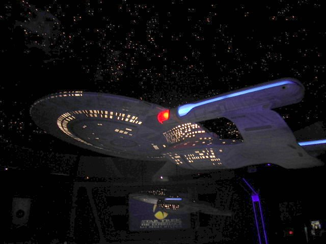 Star Trek The Experience 2005