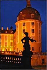 Moritzburg Night