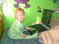 baby nerd 1