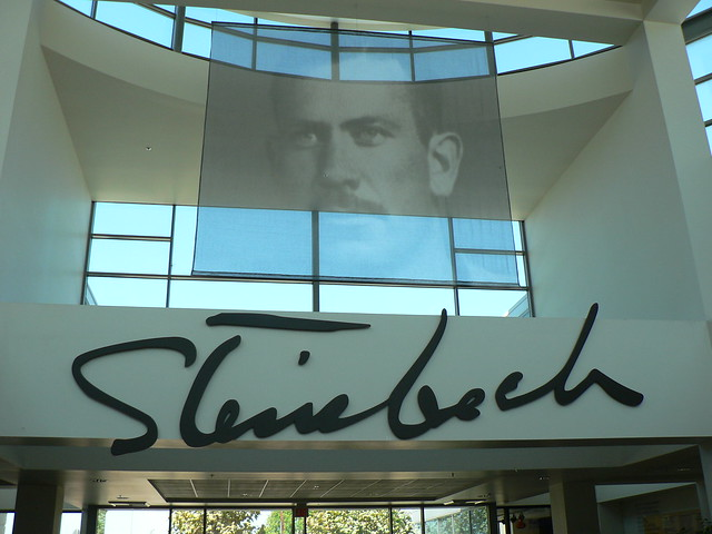 National Steinbeck Center - Entrance