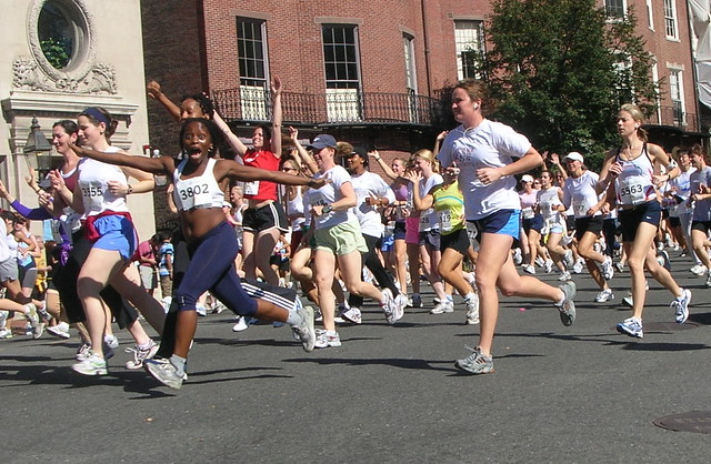Tufts 10K Race for Women