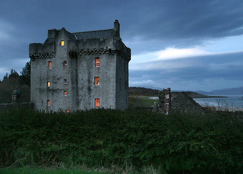 Saddell Castle, Scotland