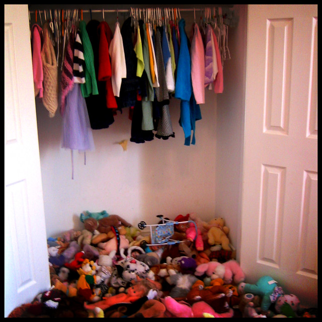 A kids closet flickr photo sharing for How to organize your kids room