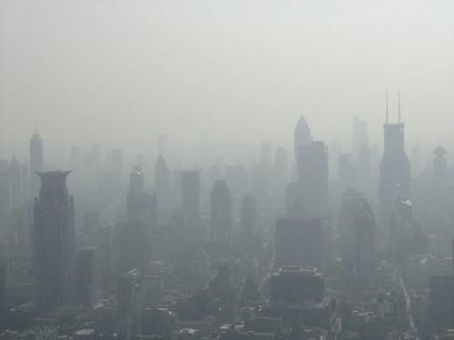 上海 Smog