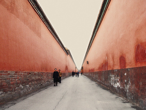 Between Red Walls