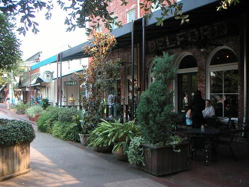 Savannah 39 s city market for Fish market savannah ga