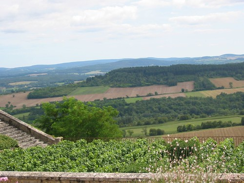 Vezelay, Burgundy, France