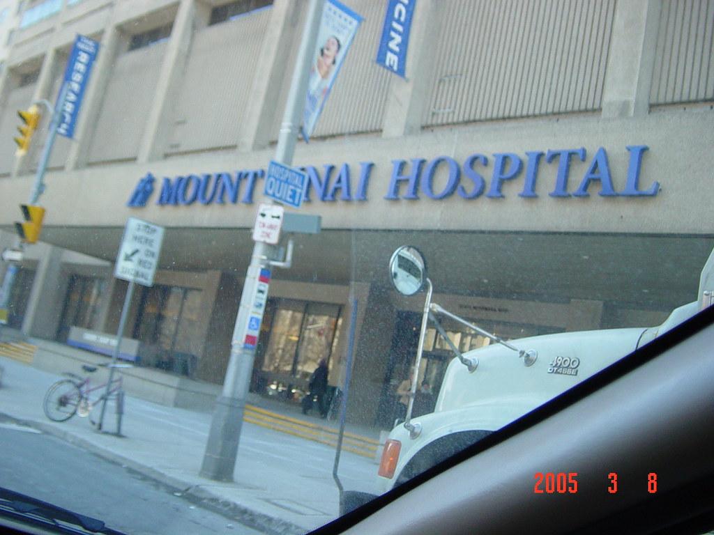 MT SINAI HOSPITAL TORONTO