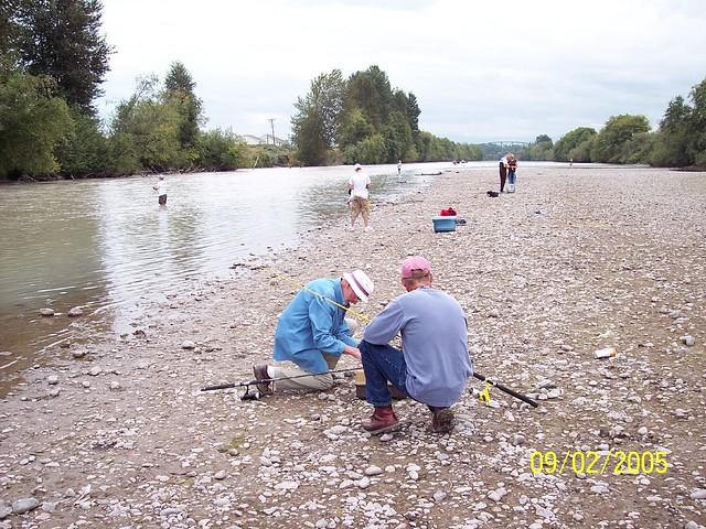 Puyallup river fishing flickr photo sharing for Puyallup river fishing