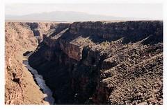 Rio Grande River Gorge, NM