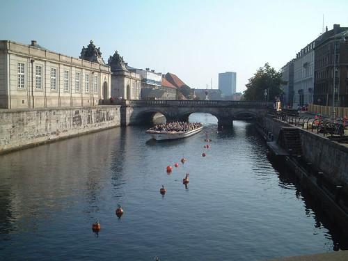 Frederiksholms Kanal, Slotsholmen, Copenhagen
