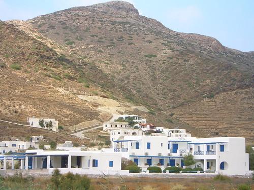 Our Hotel on Gialos Beach, Ios