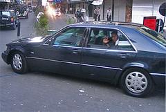mercedes-benz w201(0.0), automobile(1.0), automotive exterior(1.0), wheel(1.0), vehicle(1.0), mercedes-benz w124(1.0), mercedes-benz(1.0), mercedes-benz 500e(1.0), sedan(1.0), land vehicle(1.0), luxury vehicle(1.0),