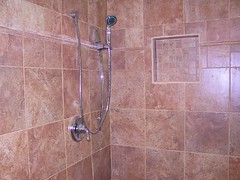 room, plumbing fixture, shower, tile, bathroom,