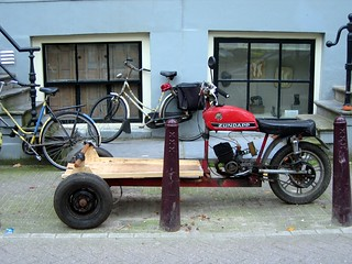 Moto-buggy