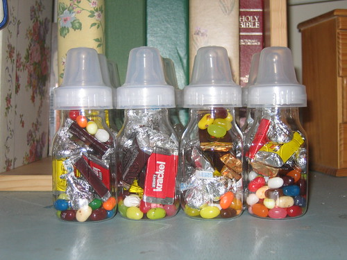 Candy Bottles