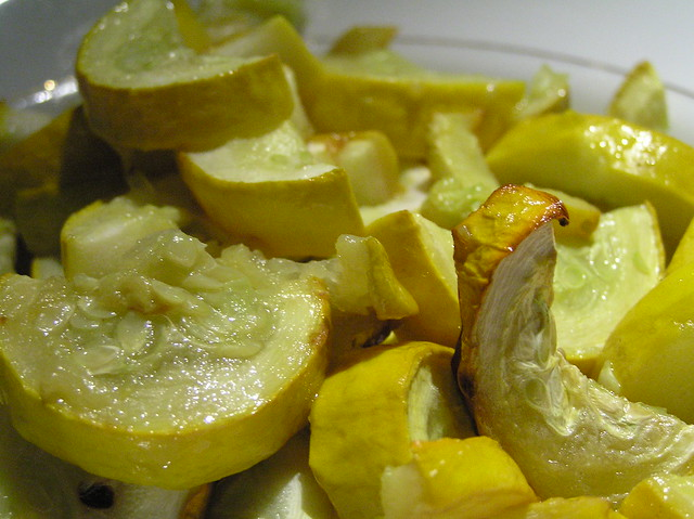 Roasted Yellow Squash | Flickr - Photo Sharing!