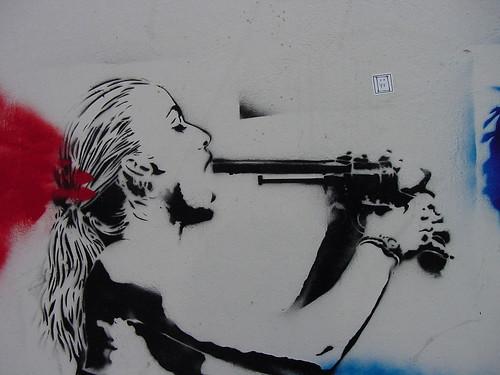 suicide stencil