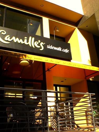 Camille S Sidewalk Cafe Menu Prices