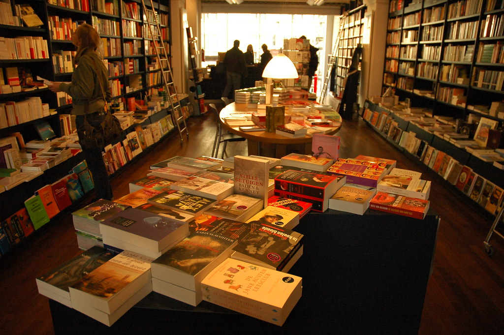 bookstore in Leiden