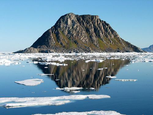 Svalbard reflections