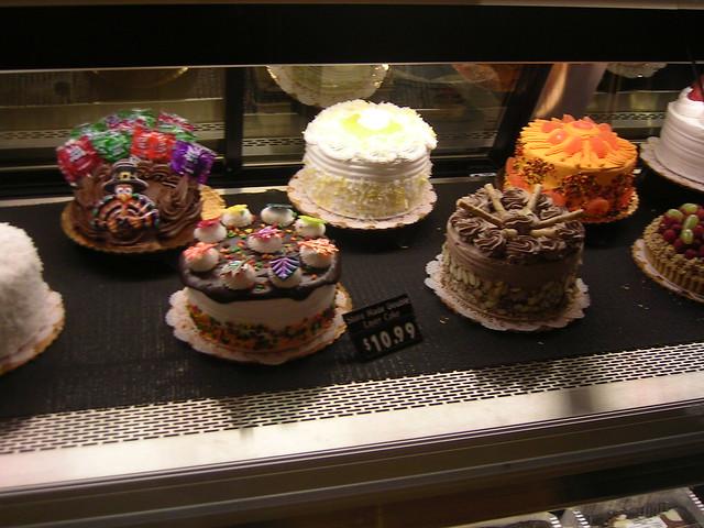 Safeway Bakery Birthday Cakes Fremont