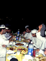 our IEEE students branch in ramadn iftar