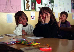 Bosnian School Children