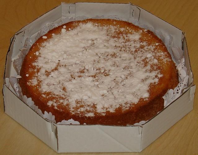 Блюдо на Майорке: пирог Гато даметилья