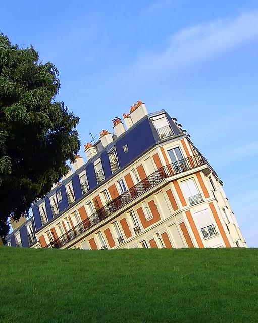 Montmartre sinking