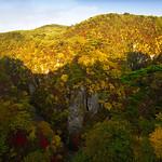 Naruko Gorge in Autumn