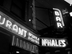 Take A Bow... McHale's Bar by MsAnthea, on Flickr