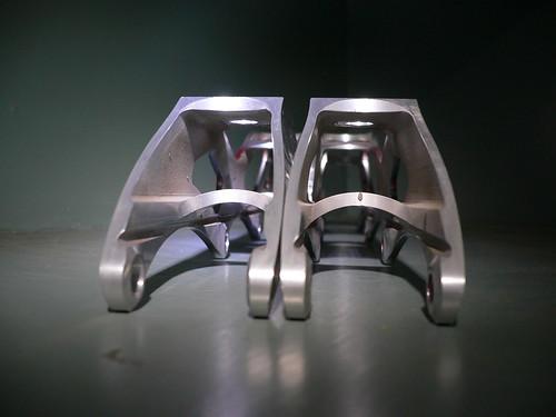 CNC Machined Frame