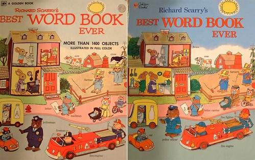 The Best Word Book Ever,1963 and 1991.
