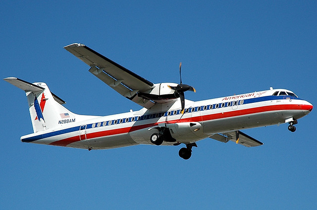 American Eagle ATR-72 N288AM | Flickr - Photo Sharing!