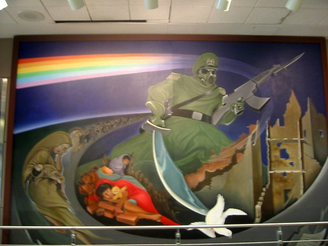 Mural denver airport denver colorado mural denver for Denver international airport mural