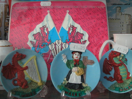 Welsh Souvenirs