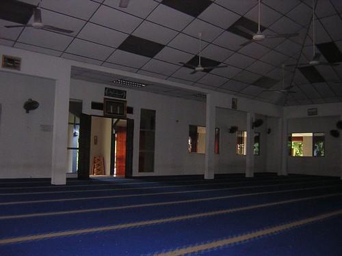 Pusat Ibadat.