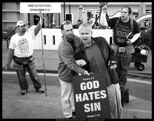 God Hates Sin