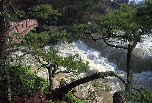 washington waterfalls tumwater akameus saywa randykosek copyright2007randykosekphotography