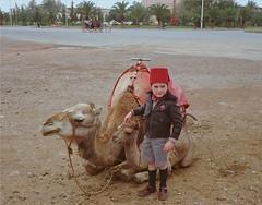 CAMEL & BOY