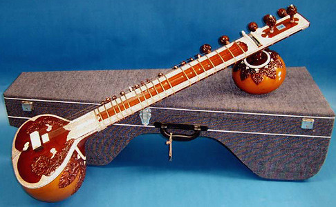 The ineffable sound and beauty of the sitar by trudeau