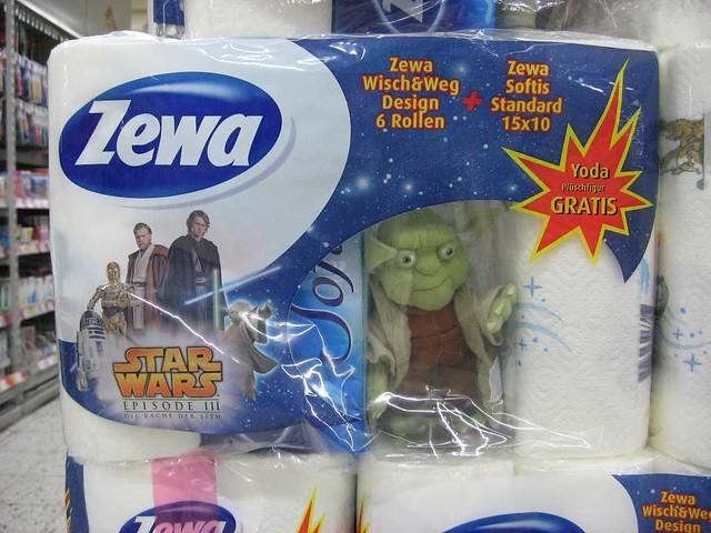 George Lucas braucht das Geld