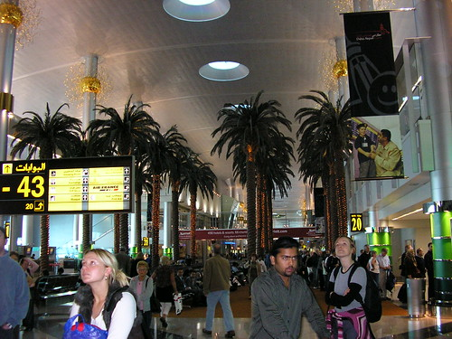 Aeroporto Emirati Arabi : Aeroporto internazionale dubai emirati arabi