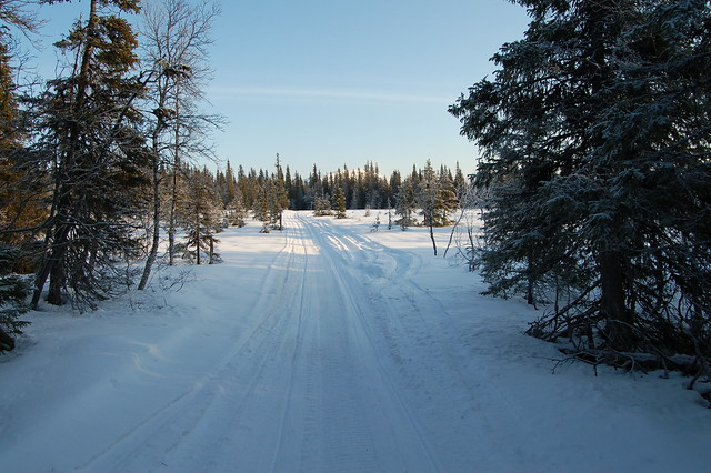 Vinterväglag foto Hanna Andersson