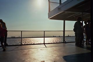 Liberty Island to Ellis Island Ferry