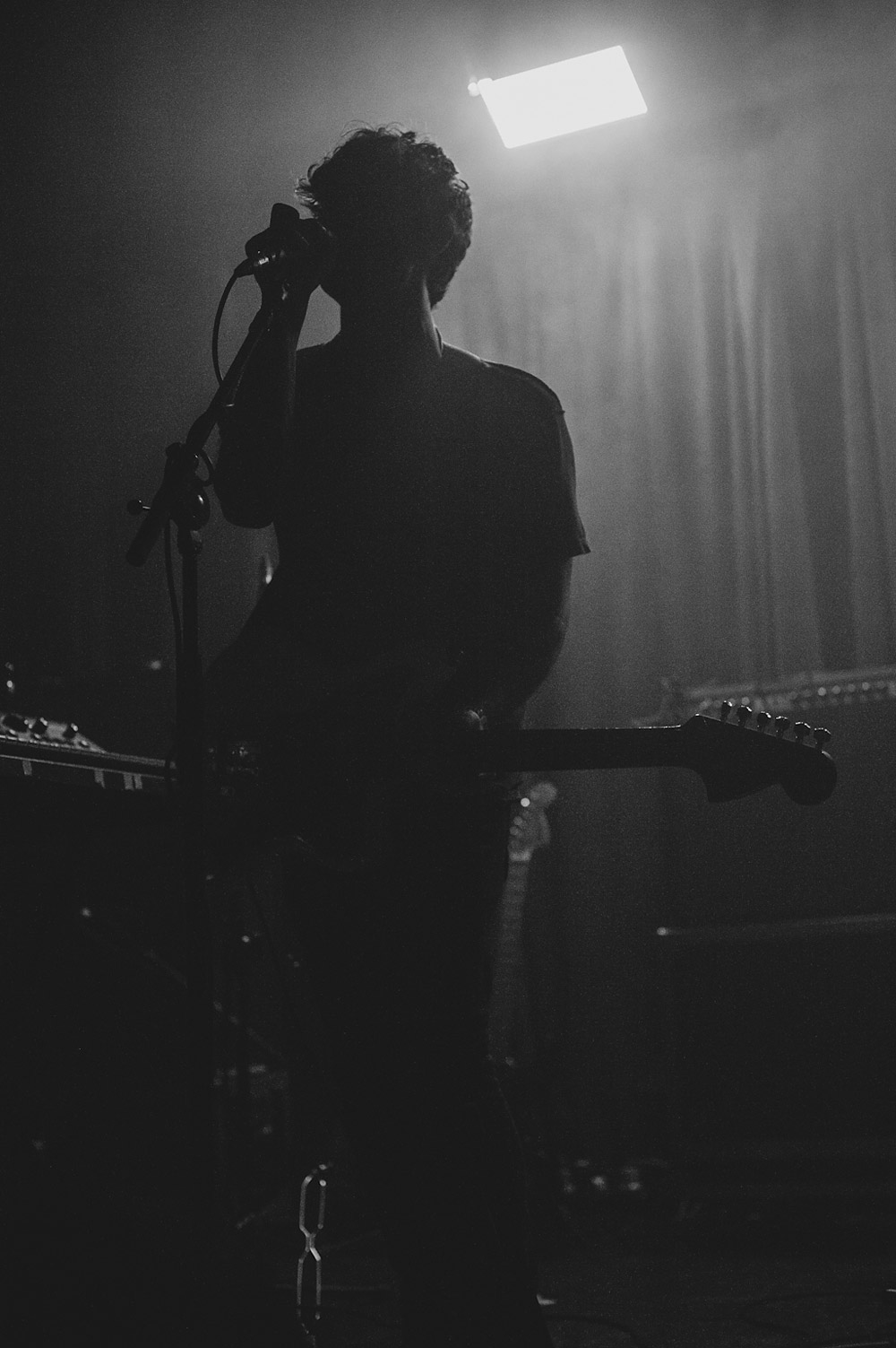 The Soft Moon @ Hoxton Square B&K - 25/05/15