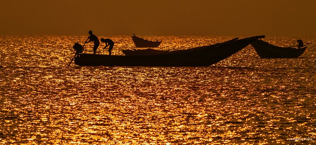 Life of fishermen (Explored)