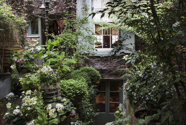 Spitalfields Gardens Group - garden1