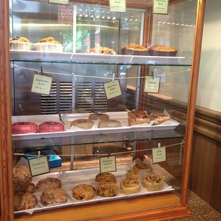 Donuts at Back to Eden bakery in PDX